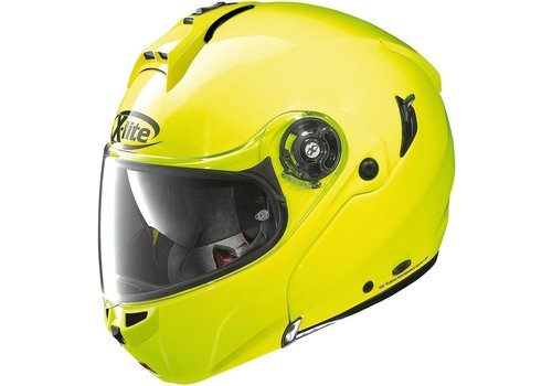 X-LITE X-1004 Hi-Visibility 009 Helm