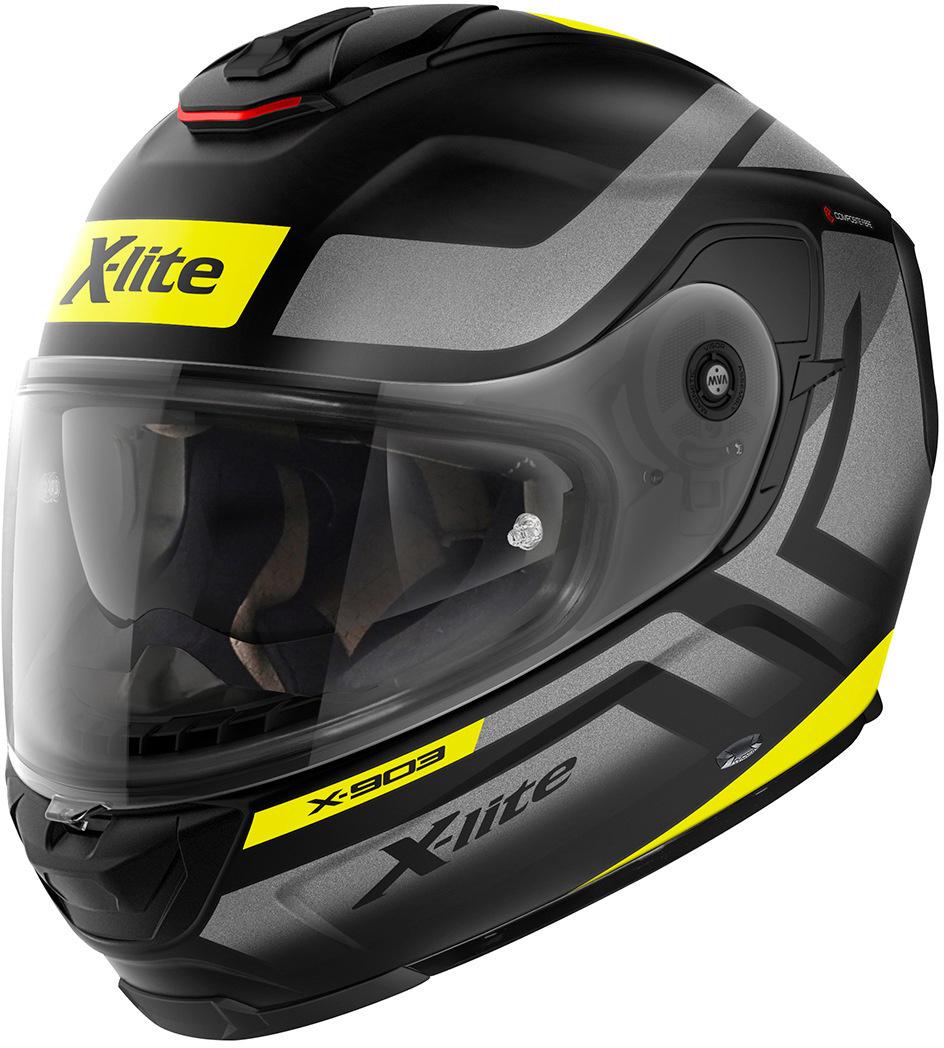 buy x lite x 903 airborne 012 helmet free additional visor champion helmets motorcycle gear. Black Bedroom Furniture Sets. Home Design Ideas