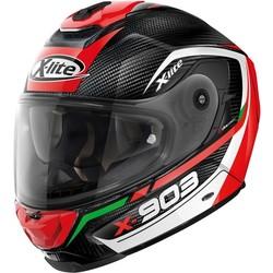 X-LITE Buy X-Lite X-903 Ultra Carbon Cavalcade 010 Helmet? Free Additional Visor!