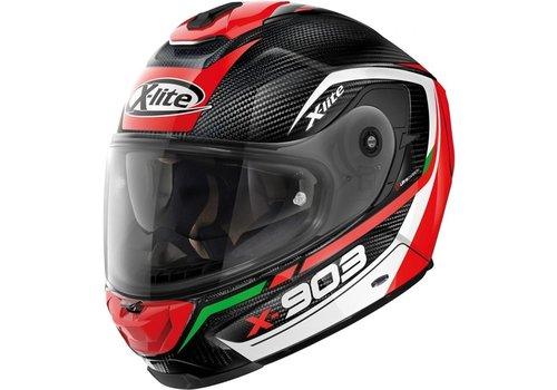 X-LITE X-903 Ultra Carbon Cavalcade 010 Helmet