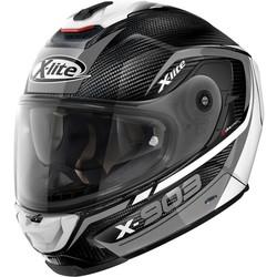 X-LITE Buy X-Lite X-903 Ultra Carbon Cavalcade 011 Helmet? Free Additional Visor!