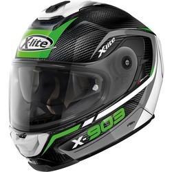 X-LITE Buy X-Lite X-903 Ultra Carbon Cavalcade 014 Helmet? Free Additional Visor!