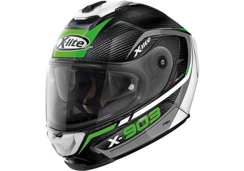 X-LITE X-903 Ultra Carbon Cavalcade 014 Helm