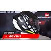 AGV Casco AGV K-5 S Darkstorm 360 Video
