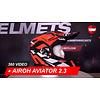 Airoh Airoh Aviator 2.3 AMSS GREAT Orange gloss Helmet 360 Video