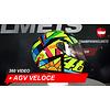 AGV AGV Veloce Soleluna 2017 Helmet 360 Video