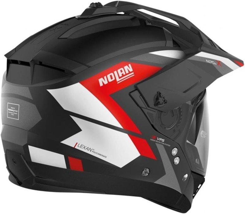 Casque Nolan N70-2 X Grandes Alpes 020 + 50% remise sur une visière supplémentaire!