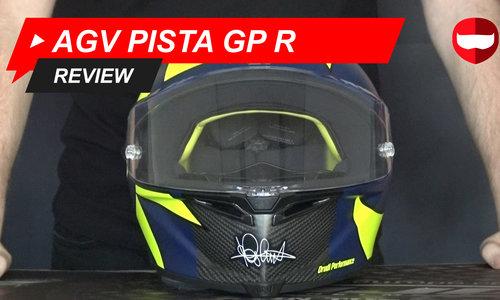 AGV Pista GP R Review