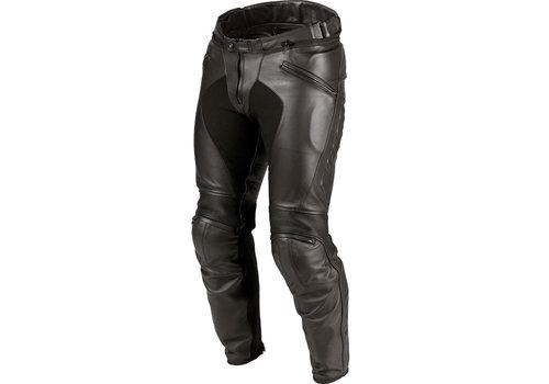 Dainese Pony C2 Perf. Leather Pants Black