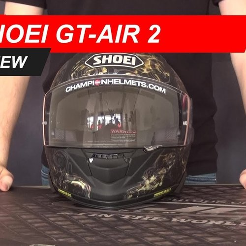 Shoei GT Air 2 Integralhelm Review
