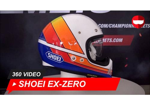 Shoei Shoei Ex-Zero Equation TC-2 360 Video