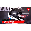 Shoei Casco Shoei NXR Recounter TC-10 360 Video