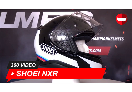 Shoei Shoei NXR Recounter TC-10 360 Video