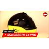 Schuberth Casco Schuberth C4 Pro Swipe Nero Giallo Lucido 360 Video