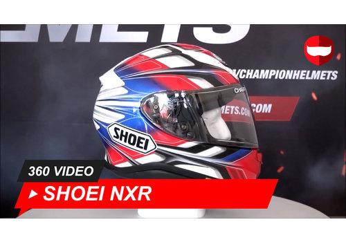 Shoei Shoei NXR Rumpus TC-1 360 Video