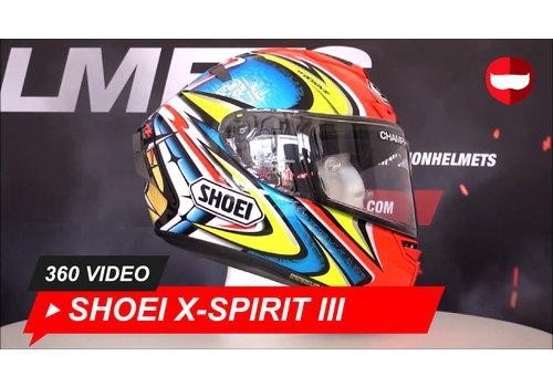 Shoei Shoei X-Spirit III Daijiro TC-1 360 Video