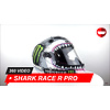 Shark Shark Race-R Pro Lorenzo Monster 2018 Helm 360 Video