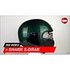 Shark Shark S-Drak Blanco GGM Helm 360 Video