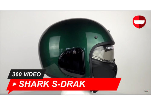 Shark Shark S-Drak Blanco GGM 360 Video