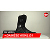 Dainese Dainese Axial D1 Schwarz Motorradstiefel 360 Video