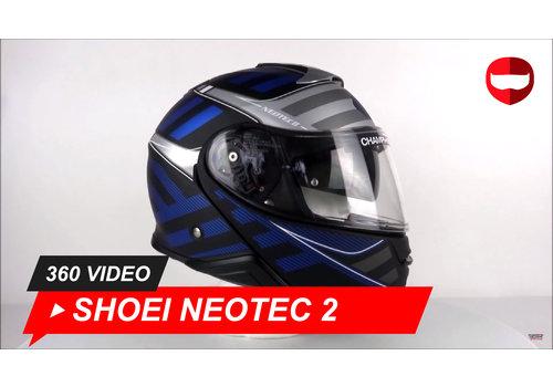 Shoei Shoei Neotec 2 Splicer TC-2 360 Video