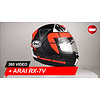 Arai Arai RX-7V Vinales 25 Helm 360 Video