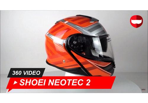 Shoei Shoei Neotec 2 TC-8 360 Video