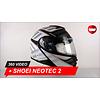 Shoei Shoei Neotec 2 Splicer TC-6 Helm 360 Video