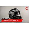 Shoei Shoei Neotec 2 Splicer TC-5 Helmet 360 Video
