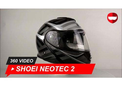 Shoei Shoei Neotec 2 Splicer TC-5 360 Video