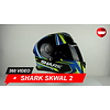 Shark Shark Skwal 2 Replica Sykes Helm 360 Video