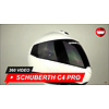 Schuberth Schuberth C4 Pro Helmet Glossy White 360 Video