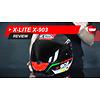 X-LITE X-Lite X-903 Ultra Carbon Integraal helm Review