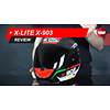 X-LITE X-Lite X-903 Ultra Carbon Integral Helm Video Review