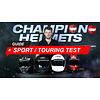 4 Beste Sport-Touring Helmen Rij-Test Guide 2019
