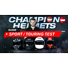 4 Besten Sport-Touring Integral Helme 2019 Fahr-Test Guide