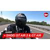 Shoei Shoei GT Air 2 vs GT Air Guida-Test