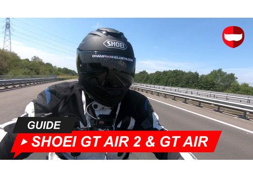 Shoei Shoei GT Air 2 vs GT Air Condução-Teste