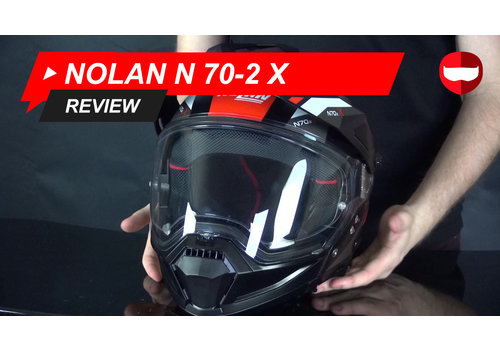 Nolan Nolan N70-2 X Video Review