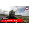 Nolan Nolan N 100-5 Systeemhelm Video Review