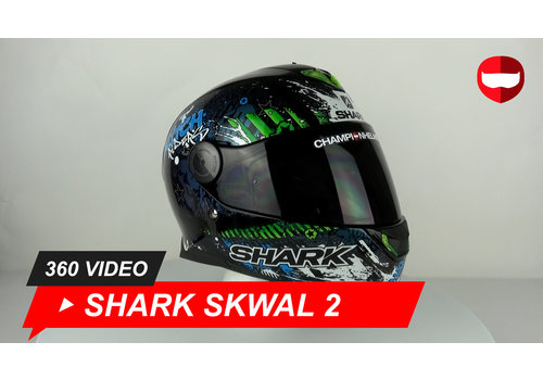 Shark Shark Skwal 2 Switch Rider 2 360 Video