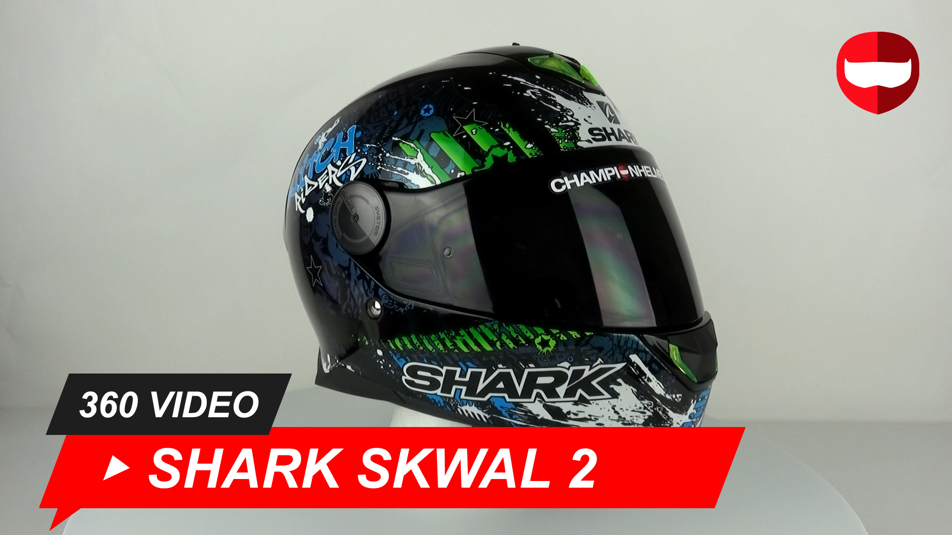 Shark Skwal Switch Riders Helmet CLOSEOUT