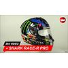 Shark Race-R Pro Carbon Lorenzo Catalunya Helmet 360 Video