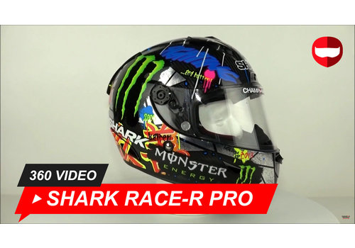 Shark Race-R Pro Carbon Lorenzo Catalunya 360 Video