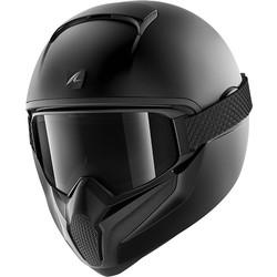 Shark Buy Shark Vancore 2 Blank KMA Helmet? Free Additional Lens!