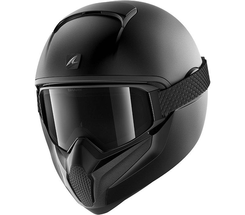 Buy Shark Vancore 2 Blank KMA Helmet? Free Additional Lens!