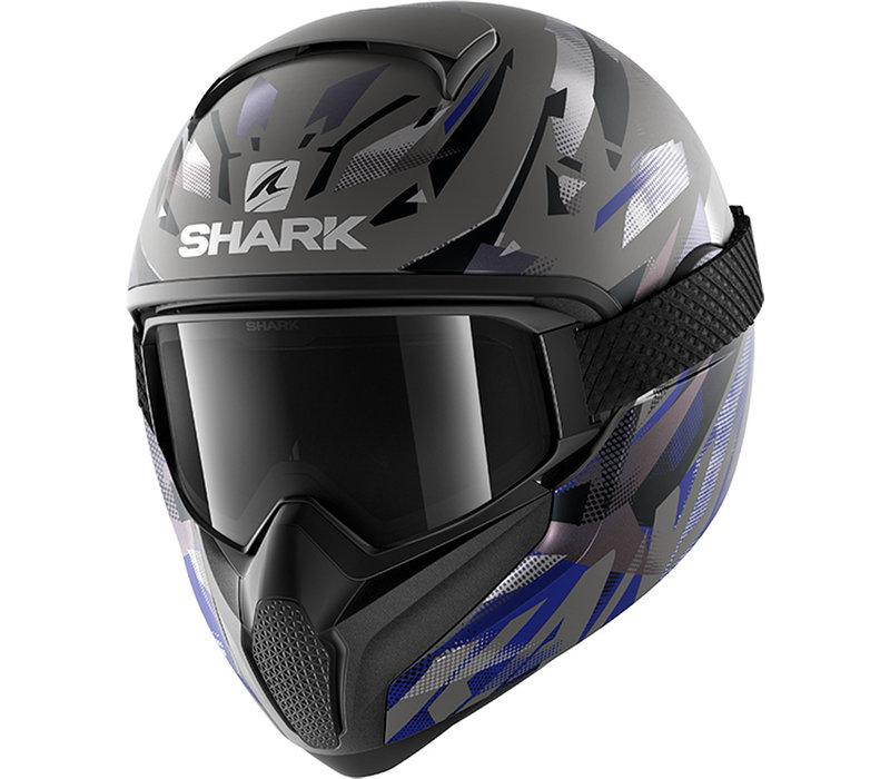 Shark Vancore 2 Kanhji AKB Helm kopen? Gratis Extra Lens!