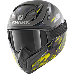 Shark Shark Vancore 2 Kanhji AYK Helm kopen? Gratis Extra Lens!