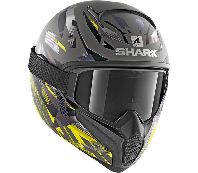 Buy Shark Vancore 2 Kanhji AYK Helmet? Free Additional Lens!