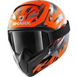 Shark Shark Vancore 2 Kanhji H.V OAA Helm kopen? Gratis Extra Lens!